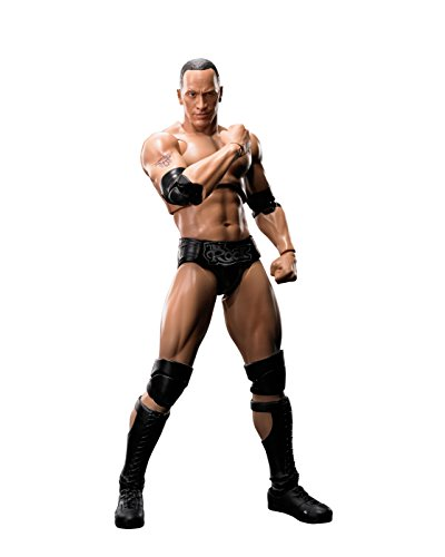 Bandai Tamashii Nations S.H. Figuarts Dwayne The Rock Johnson