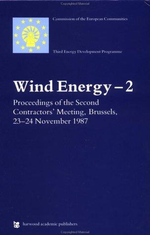 Wind Energy 2