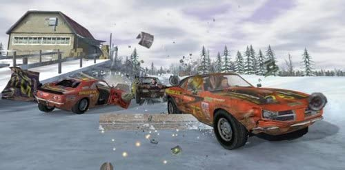 Amazon com: FlatOut - PC: Video Games