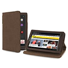 "Cover-Up Kobo Arc (7"") eReader Version Stand Natural Hemp Case - Cocoa Brown (Will Not Fit Kobo Arc 7 / Kobo Arc 7 HD)"