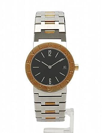 new product 639b7 65354 Amazon | (ブルガリ) BVLGARI ブルガリブルガリ クオーツ 腕時計 ...
