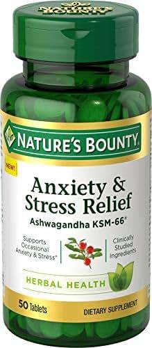 Vitamins & Supplements: Nature's Bounty