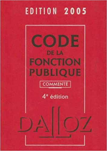 d70d3fb4c83 Amazon.fr - Code de la fonction publique   Edition 2005 - Serge Salon