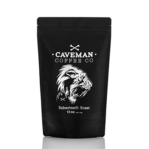 Sabertooth Roast Single Origin Coffee 12oz/340.2g
