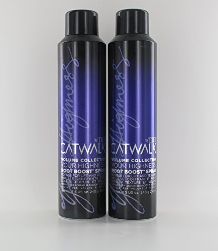 Collection Tigi Volume Catwalk (TIGI Catwalk Volume Collection Your Highness Root Boost Spray 8.5oz Pack Of 2)