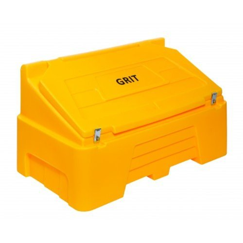 14 Cu Ft Heavy Duty Grit Salt Bin - 400 Litre / 400 Kg Capacity GritBins.net