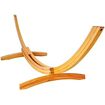 Amazon Com South Mission Wooden Roman Arc Hammock Stand
