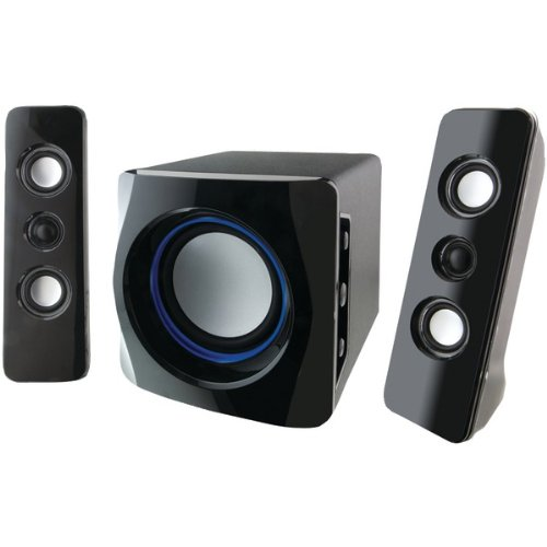 Ilive Ihb23b Wireless 2.1 Channel Bluetooth(R) System (Wireless Bluetooth Speaker Gpx)