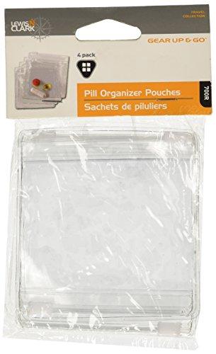 lewis-n-clark-700r-pill-organizer-pouches-4-pack