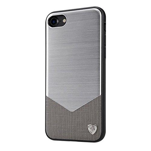 NILLKIN lensen Étui pour Apple iPhone 7–Argent
