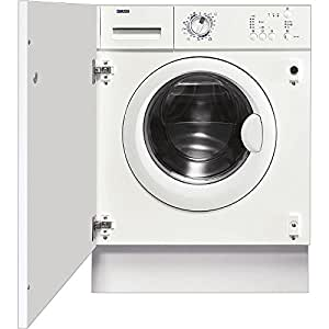 Zanussi ZWI 1105 Integrado Carga frontal 6kg 1000RPM A+ Color blanco - Lavadora (Integrado, Carga frontal, A+, A, C, Color blanco)