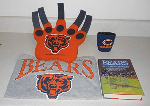 Chicago Bears Lot Foam Claw Book +225 Sports Cards Jim McMahon Dominik Hasek Rookie Card RC