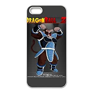 HD exquisite image for iPhone 5 5s Cell Phone Case White tora dragon ball z Popular Anime image WUP8093933