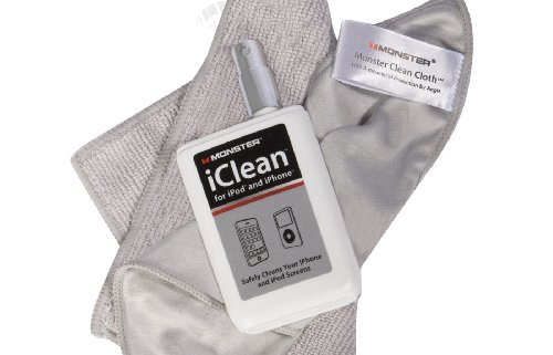 Monster iCleanScreen Cleaner V2 for iPhone and iPod