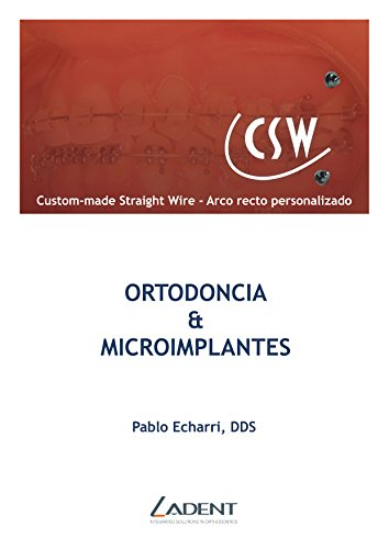 Descargar Libro Ortodoncia & Microimplantes Pablo Echarri