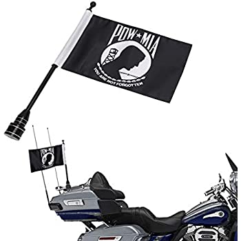 Amazon Com Pow Mia Motorcicle Flag You Are Not Forgotten