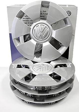 Original Volkswagen Vw Ersatzteile Vw Up Radkappen 14 Zoll Radzierblenden Original Vw Zubehör Auto