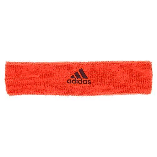 Adidas AB0871-F15 Tennis Headband Solar Red and Maroon