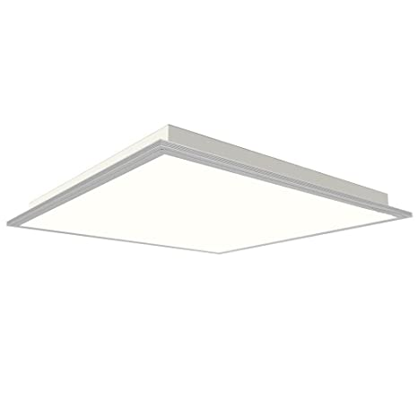 Panel LED para techo (, cultivo, lámpara LED, 60 cm x 60 cm ...