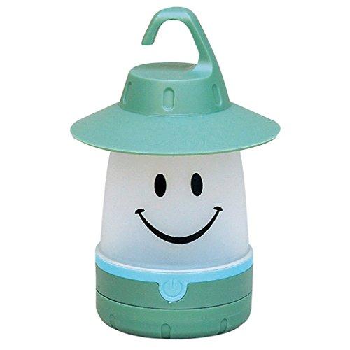 Smile LED Lantern: Portable Night Light Camping Lantern For Kids ()