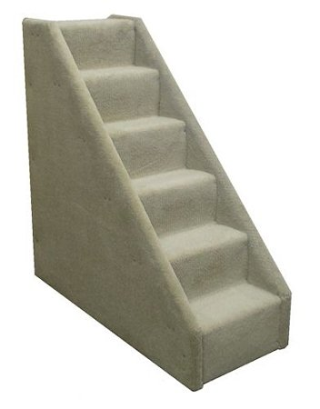 Etonnant 6 Step Mini Bearu0027s Stairs   Beige