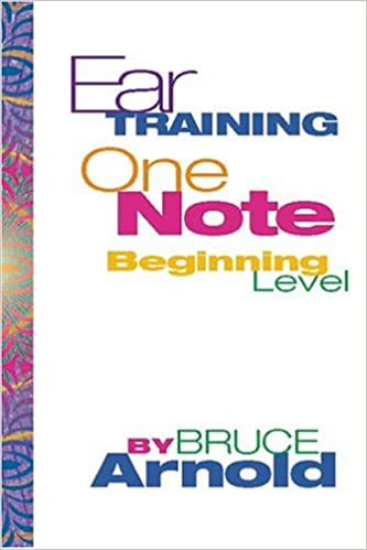 Ear Training: One Note Complete Method