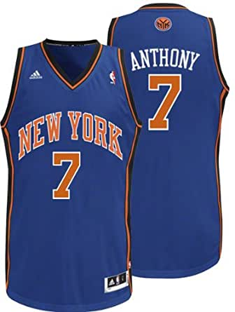 Amazon.com : Adidas New York Knicks Carmelo Anthony ...