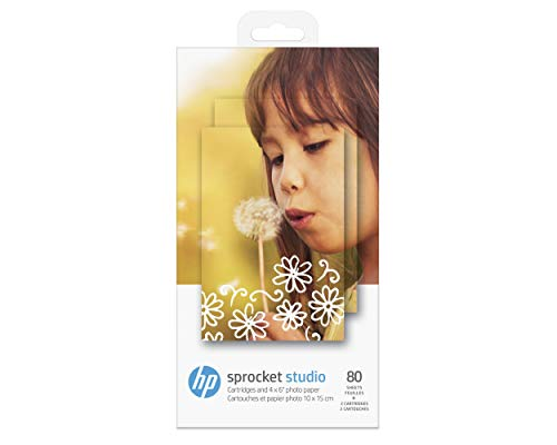 Which is the best hp sprocket photo paper 2×3?