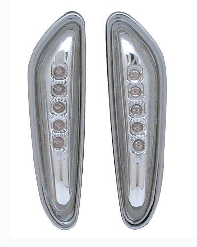 Bmw E36 92-98 / E46 99-05 (3 Series)/ E34 89-96 / E39 97-03 / E60 04-10/ X3 04-09 L.E.D Side Markers Clear Euro Performance