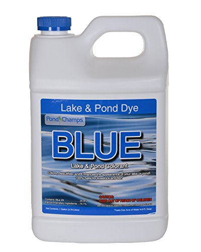 Blue Lake Pond Dye Gallon product image