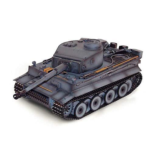 Torro 5222 - Tiger 1 Panzer mit Metallunterwanne Frühe Version IR