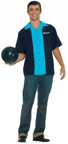 50S King Pins Bowling Shirt