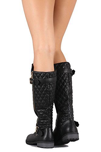 Mango Forever 21 Lady Link Boots Forever Boots Black 21 Black Lady Link Mango Forever RvzqxTv