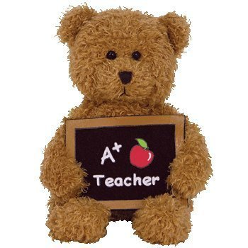 Ty Cool Teacher - A+ Teacher Bear by Ty