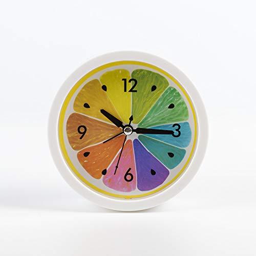 (BIFULDYO Electronic Quartz Alarm Clock 4