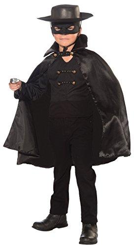 Forum Novelties Bandito Child's Costume, Medium (Zorro Girl Costume)