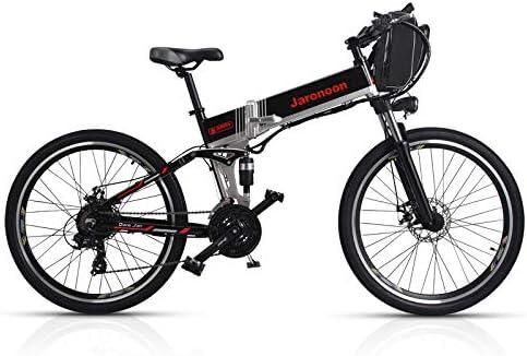 M80 Bicicleta plegable de 21 velocidades 48V * 350W Suspensión ...