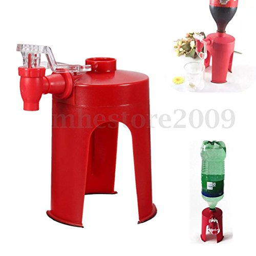 Durable Soda Dispense Gadget Coke Party Drinking Fizz Saver Dispenser Water Tool