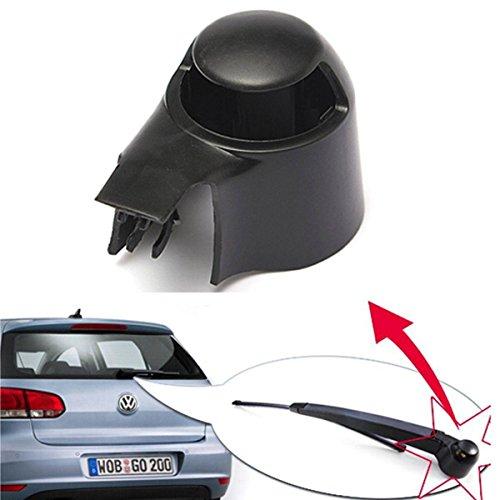 AUDEW Cubierta Tapa Limpiaparabrisas Trasero VW MK5 Caddy GOLF PASSAT POLO TOURAN AUTO: Amazon.es: Coche y moto