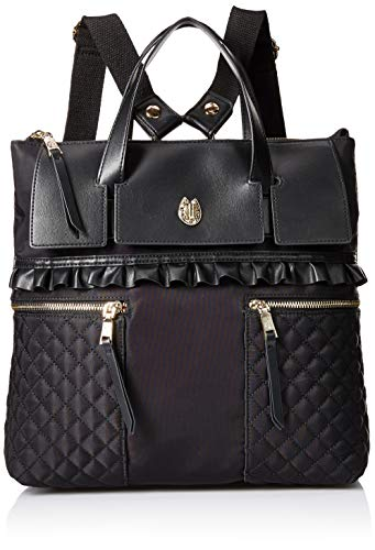 Betsey Johnson Ruffle Backpack,