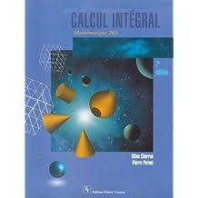 Calcul intégral mathématique