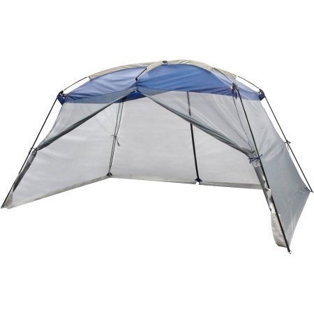 No See Um Mesh (Ozark Trail TENT-2874 13' x 9' Full Width No-See-Um Mesh Walls Screen House (46 sq ft Coverage))