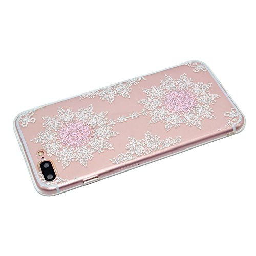 "HYAIT® For IPHONE 7 PLUS 5.5"" [XXG 17V4]Scratch-Proof Ultra Thin Rubber Gel TPU Soft Silicone Bumper Case Cover -BKI05"