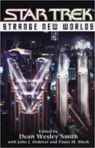 Star Trek Strange New Worlds Vii Bk 7 Amazon Dean Wesley