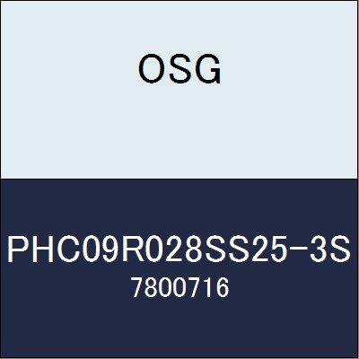 OSG カッター PHC09R028SS25-3S 商品番号 7800716