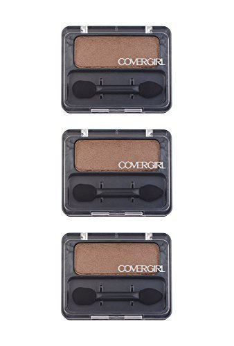 Cover Girl 04809 760taupe Tapestry Taupe Professional Eye EnhancerTM Eye Shadow Kit (Pack of 3) by COVERGIRL