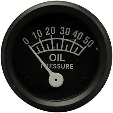 NEW 50 Pound Oil Pressure Gauge for Ford Tractor //9N9273A