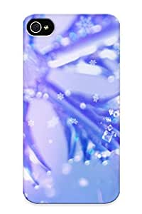 AUjhR0FkyJp Tough Iphone 4/4s Case Cover/ Case For Iphone 4/4s(wintercreenavers ) / New Year's Day's Gift