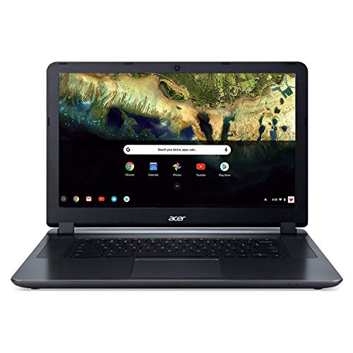Graphics Storage Intel (Newest Acer Aspire 15.6-inch HD Business Chromebook-Intel Dual-Core Celeron N3060 Processor, 4GB LPDDR3, 32GB eMMC Storage, Intel HD Graphics, HDMI, Chrome OS-Gray Color (Renewed))