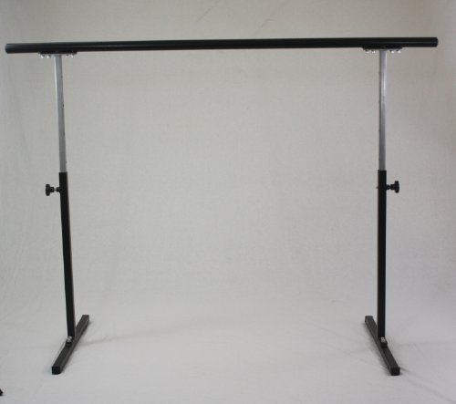 Softtouch Ballet Barre 5 5ft Portable Dance Bar